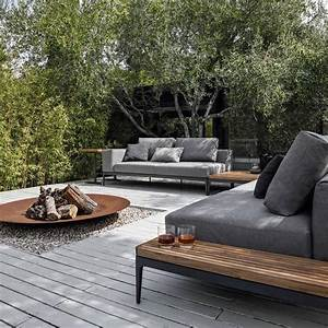 Brasero De Terrasse : terrasse avec brasero terrasse pinterest brasero ~ Premium-room.com Idées de Décoration