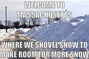 Best Snow Memes For Massachusetts 2015
