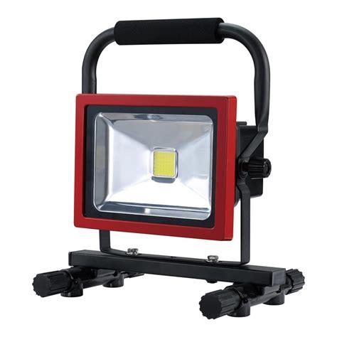 led work lights husky 5 ft 2500 lumen multi directional led work light