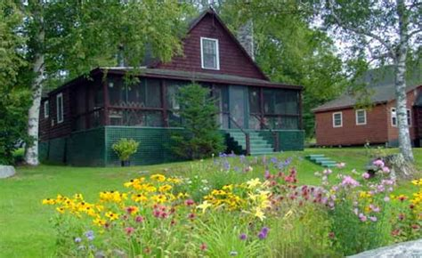 maine cabins for maine vacation rentals maine housekeeping cottages