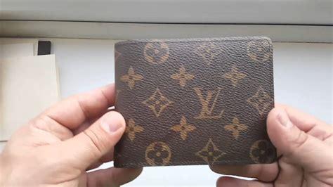 louis vuitton mens wallet florin monogram youtube