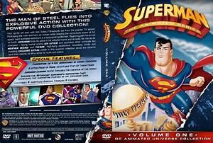 DC Animated Superman The Animated Series Volume 1 - TV DVD ...