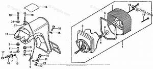 Honda Motorcycle 1976 Oem Parts Diagram For Taillight K3