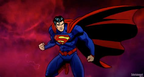Superman Animated Wallpaper - animated