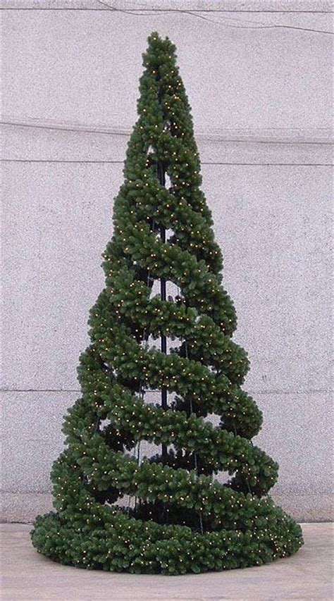tomato cage christmas trees easy cheap and fun