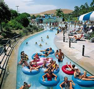 Wild Rivers Water Park California
