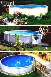 Pools Für Den Garten : pool bezauberndes bild von hinterhof dekoration design ideen mit gartendeko pool terrasse ~ Watch28wear.com Haus und Dekorationen
