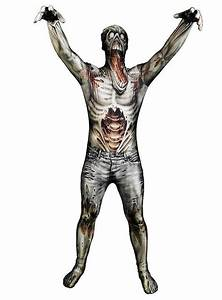 Morphsuit Undead Full Body Costume - maskworld com