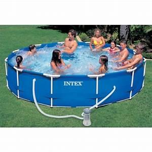 Piscine En Kit Pas Cher : infos sur piscine pas cher arts et voyages ~ Melissatoandfro.com Idées de Décoration