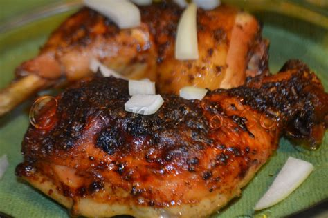 cuisine africaine camerounaise poulet braisé braised chicken cuisine africaine