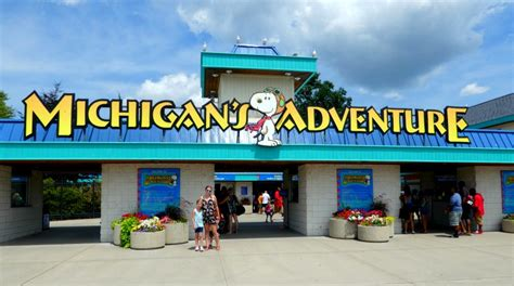 Tips for Experiencing Michigan's Adventure Theme Park with ...