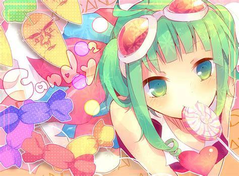 【gumi】カラフルで綺麗なイラスト壁紙【ボカロ画像】