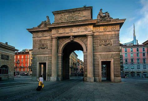 Inn Porta Garibaldi by Porta Garibaldi Una Volta Porta Comasina Da