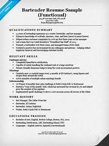 Functional Resume Examples & Writing Guide Resume panion