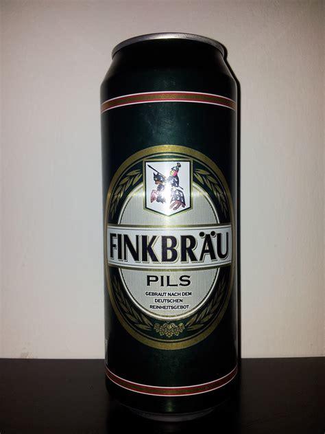 Some Beers: Finkbrau Pils