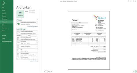 foto de Bekijk en download gratis voorbeeld factuur in Excel