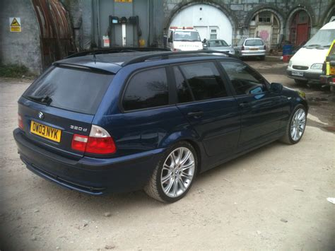 Bmw 320d Se Touring 2003 For Sale