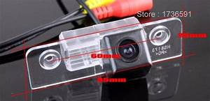 Car Intelligent Parking Tracks Camera For Skoda Octavia Tour    Laura    Hd Back Up Reverse Camera
