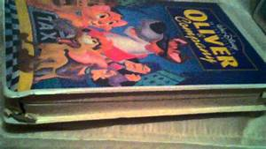 My Walt Disney Masterpiece Collection vhs collecti - YouTube