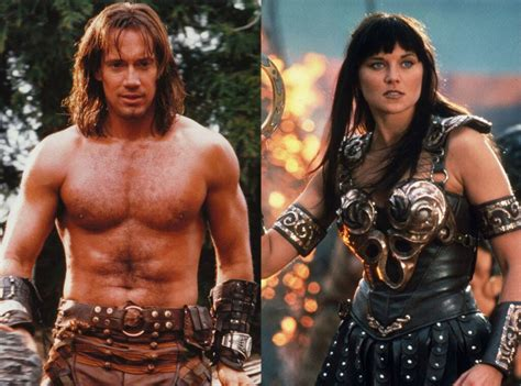 hercules  xena  mother show  spinoff     news