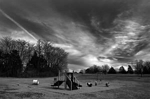 Empty Playground B&W | Eric Vondy | Flickr
