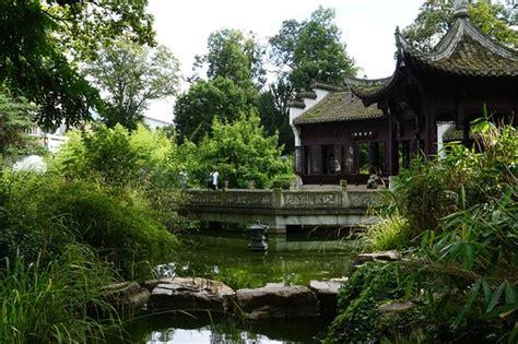 Der Chinesische Garten Frankfurt by Chinesischer Garten Bild Chinesischer Garten