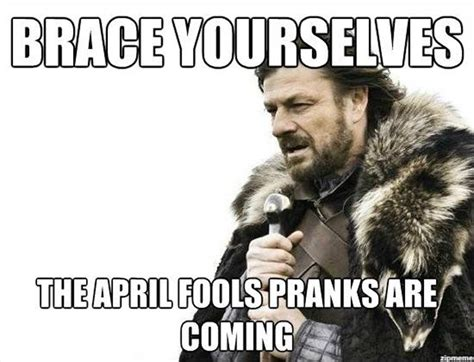 April Fools Day Meme - april fools day 2014 computer pranks to annoy colleagues and friends