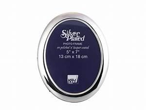 Bilderrahmen 13x18 Silber : oval bilderrahmen aus silber in 13x18 cm fotospektrum ~ Frokenaadalensverden.com Haus und Dekorationen