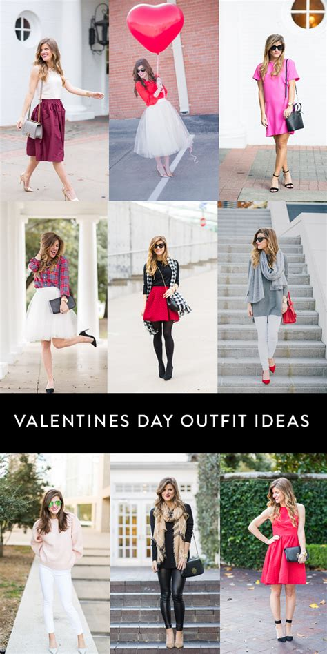 Valentines Day Outfit Ideas Valentines Day Outfit Ideas For Date Night Or Girls Night