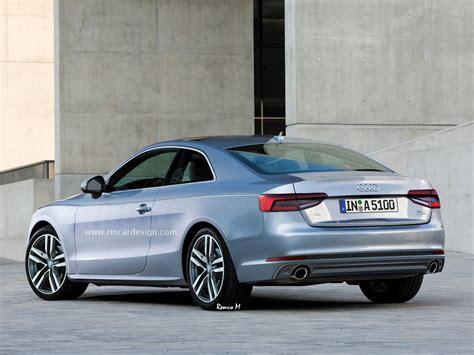 Next Generation Audi Gets Rendered Gtspirit