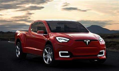 tesla pickup truck review specs release engine