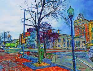 "Southwind Gallery Opens ""paint Topeka "" Exhibit And"
