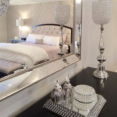 Glamorous Bedroom Mirrors by Best 25 Glam Bedroom Ideas On Bed Goals