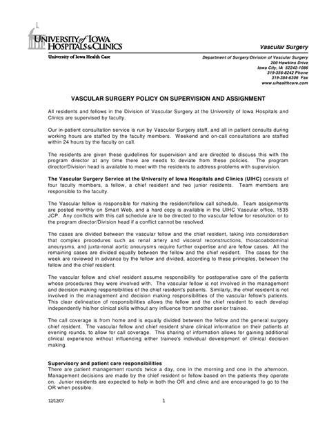 ui hospitals  clinics letterhead template