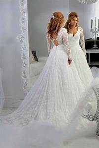 a line wedding dress with long sleeves naf dresses With a line lace wedding dress with sleeves