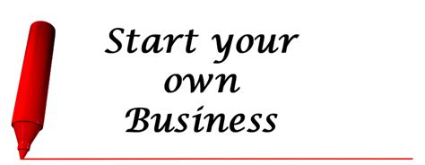 Starting Your Own Business  Protecting And Registering