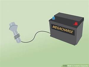 How To Install A Capacitor  With Pictures