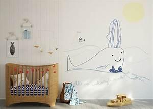 Chambre Bébé Moderne : d co chambre b b moderne par fajno design ~ Melissatoandfro.com Idées de Décoration