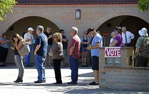 There Were 5-Hour Lines to Vote in Arizona Because the ...
