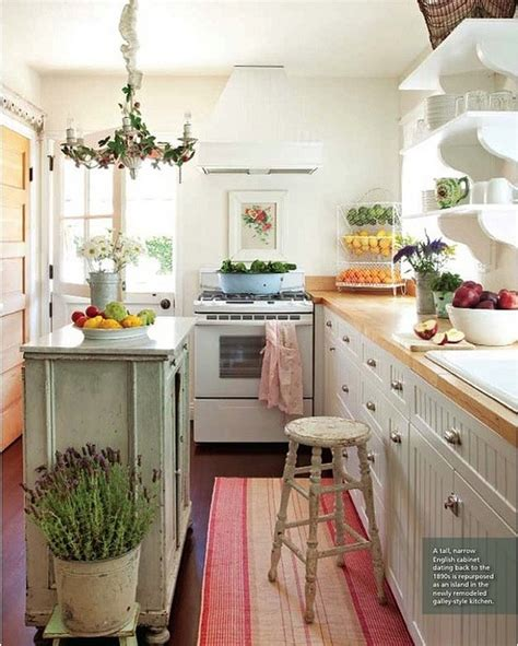cottage style kitchen island my home kitchen dining room home