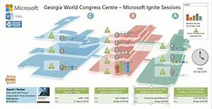 Ms Ignite Conference 2016 Sessions In Visio