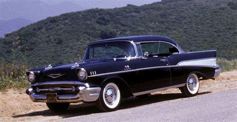 Car Of The Week 1957 Chevrolet Bel Air  Old Cars Weekly