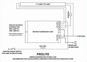 Lithonia Emergency Light Wiring Diagram Download