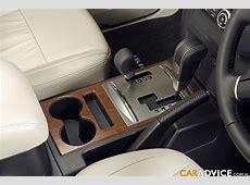 Mitsubishi Pajero Review photos CarAdvice