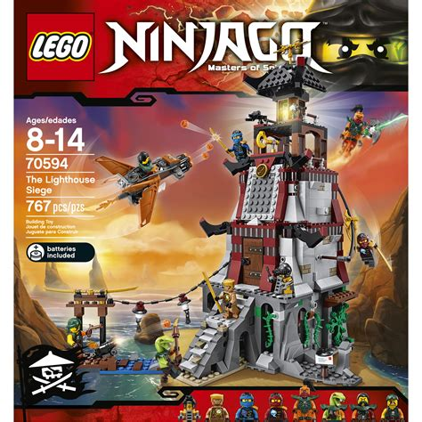 siege lego lego ninjago the lighthouse siege 70594 shop your way