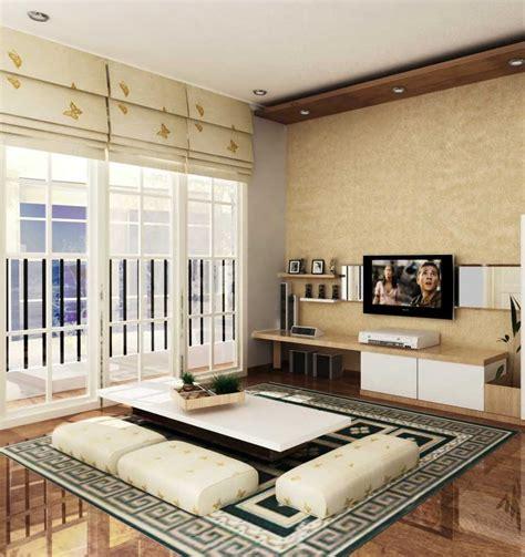 ruang tamu lesehan  sofa  kursi renovasi rumahnet