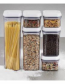 Boite De Rangement Alimentaire : des bocaux alimentaires herm tiques exposer ~ Dailycaller-alerts.com Idées de Décoration