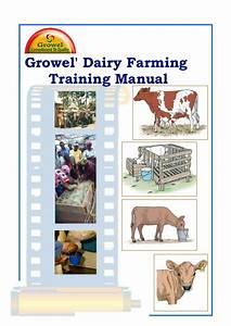 Dairy Farmers Training Manual