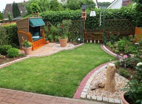 Kleiner Garten  Gartengestaltung  Pinterest Kleine