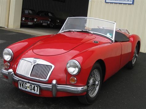 1960 MGA 1600 - Collectable Classic Cars